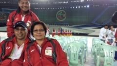 2014 Asean Para Games, Myanmar