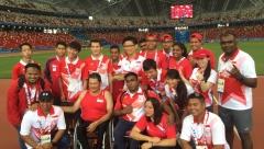 2015 Asean Para Games, Singapore