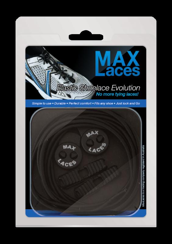 black-shoelace