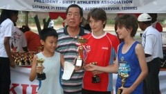 2009 Swift AA Road Relay