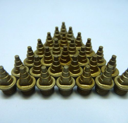 7mm Gold – Lite Christmas Tree Spikes