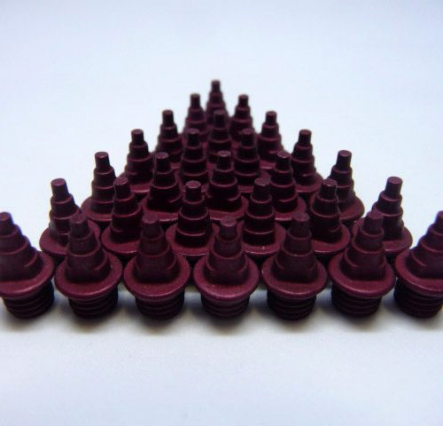7mm Red – Lite Christmas Tree Spikes