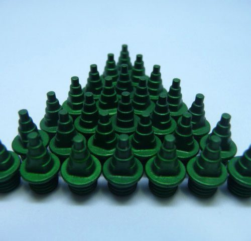 7mm Green – Lite Christmas Tree Spikes