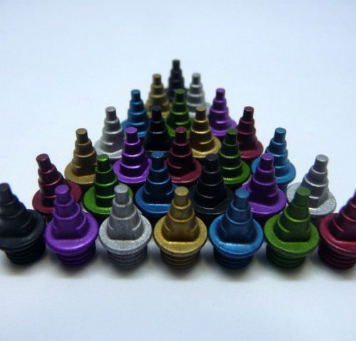 7mm Multi Colours – Lite Christmas Tree Spikes