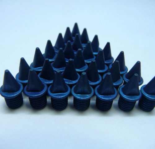 7mm Blue – Lite Pyramid XT Spikes