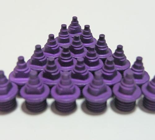 5mm Violet – Lite Christmas Tree Spikes