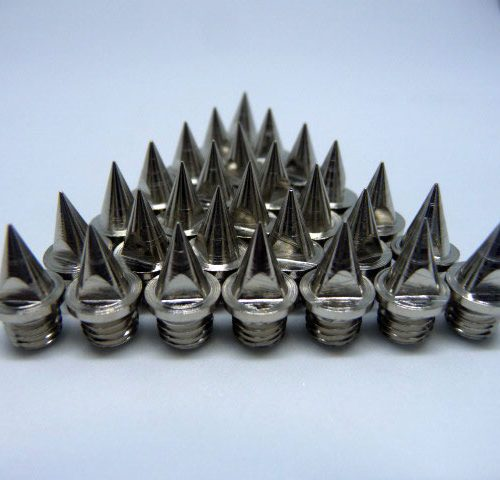 7mm Steel Pyramid Spikes