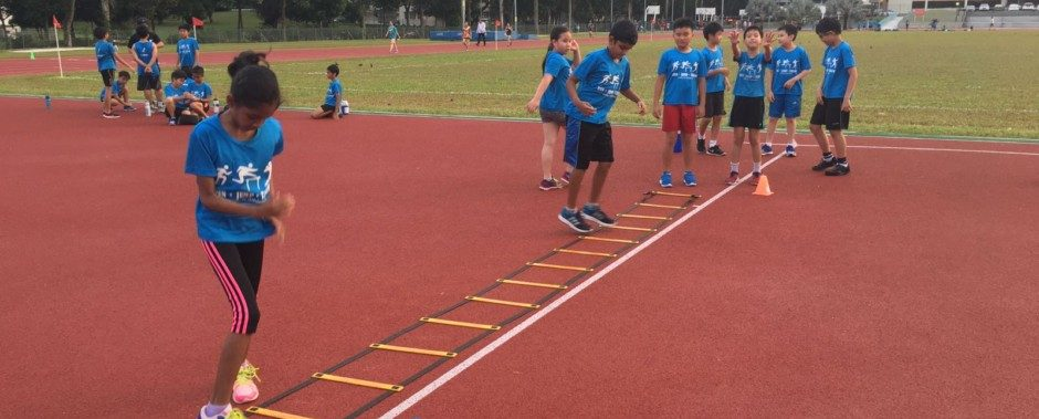 JS Athletics - Singapore First and only Renowned Coaching in Track